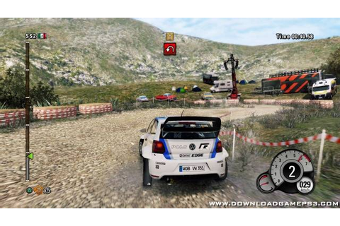 WRC 3 FIA World Rally Championship - Download game PS3 PS4 ...