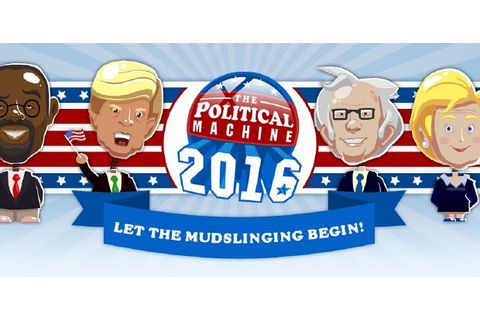 The Political Machine 2016 v1.0 Torrent « Games Torrent
