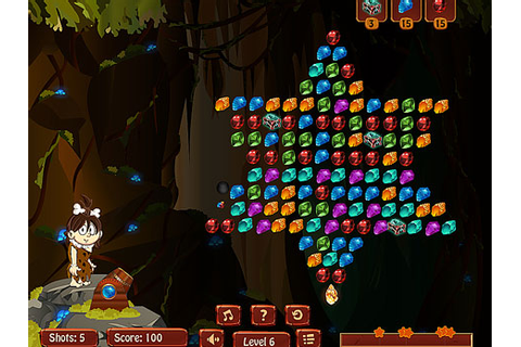 Gem Pop Game - Play online at Y8.com