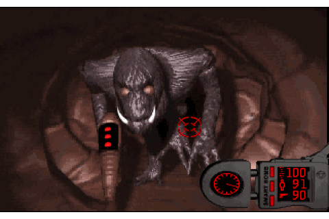 Creature Shock (1994) by Argonaut for MS-DOS