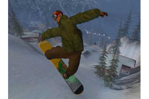 """The Next Level"" Game Review - Transworld Snowboarding"