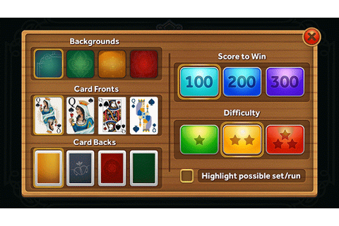 Gin Rummy Deluxe » Android Games 365 - Free Android Games ...