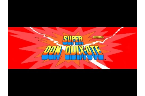 Super Don Quix-Ote -1CC- (Playthrough) - YouTube