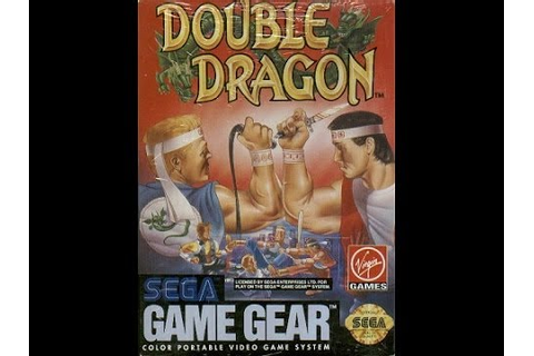 Double Dragon (Sega Game Gear) - YouTube