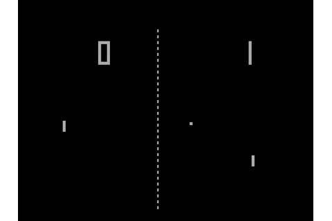 Neko Random: A Look Into Video Games: Pong Before Pong