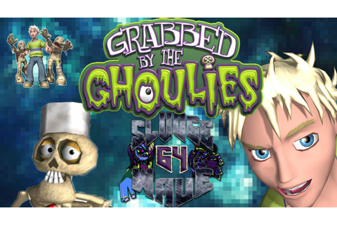 Grabbed by the Ghoulies: Xbox BK- Sludgewave 64 - YouTube