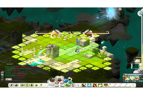 Wakfu: Gameplay - YouTube