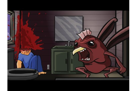 SO MUCH GORE! | The Visitor Flash Game - YouTube