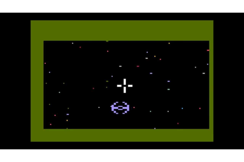 Space Spartans for the Mattel Intellivision - YouTube