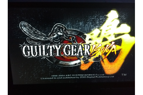 Zardo Games: Guilty Gear Isuka PC Game Completo Full Download