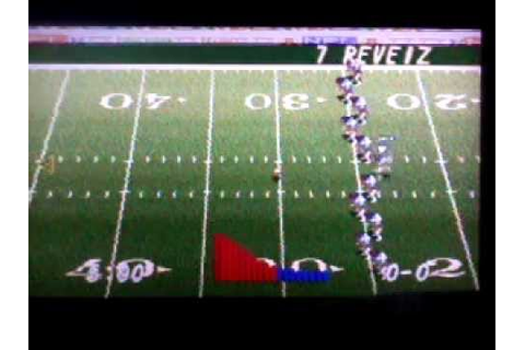 Tecmo Super Bowl II: Special Edition [SNES] - YouTube