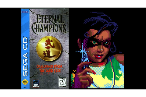 Eternal Champions: Challenge from the Dark Side (Sega CD ...