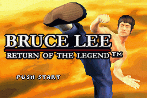 Play Bruce Lee - Return of the Legend Nintendo Game Boy ...