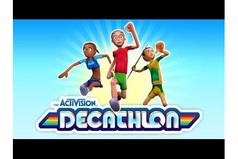 The Activision Decathlon - Trailer HD (Download game for ...