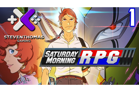 Saturday Morning RPG Gameplay: 80s Overload! [Episode 1 ...