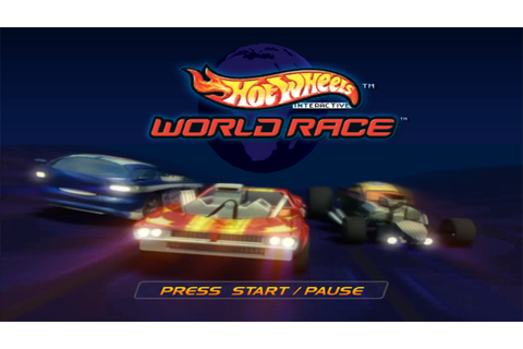 Hot Wheels World Race ISO