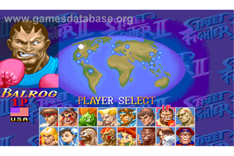 Super Street Fighter II Turbo - Arcade - Games Database