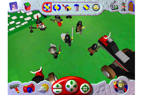 LEGO Creator: Knights' Kingdom Screenshots for Windows ...