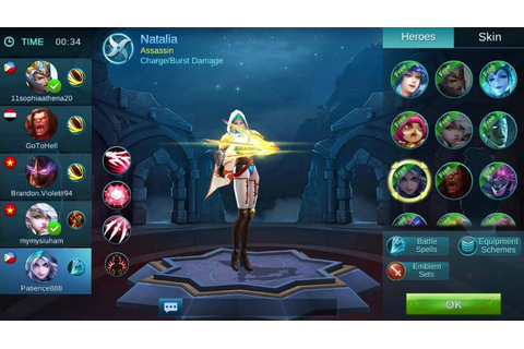 Mobile Legends Bang Bang Tips and Tricks : New 5v5 MOBA ...