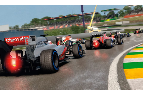 Why F1 2013 Is The Most Realistic Racing Game You'll Ever Play