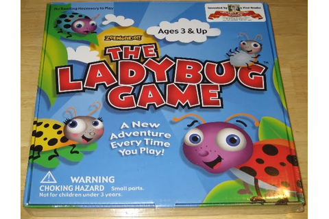 One Zillion Games: The Ladybug Game