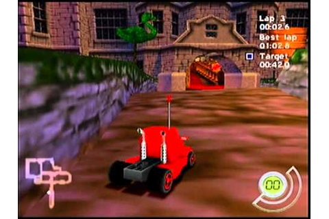 I Know What You Drove Last Summer - RC Revenge Pro - PS2 ...