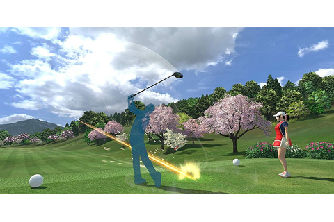 Everybody's Golf VR for PlayStation VR Review - Best ...