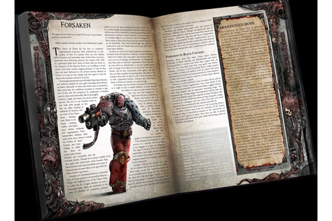 Black Crusade, a Warhammer 40K Roleplaying Game ...