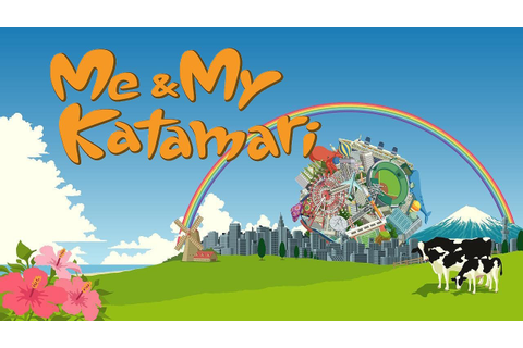GREATEST GAME EVER - Let's Play - Me & My Katamari - YouTube