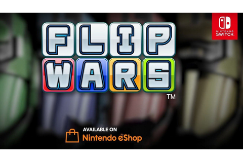 Flip Wars Launch Trailer - Nintendo Switch - YouTube