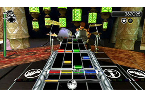 Rock Band Unplugged Review for PSP (2009) - Defunct Games