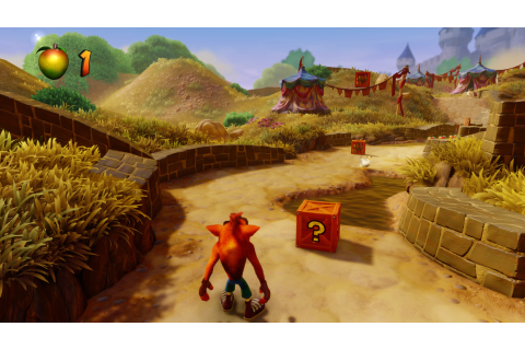 Crash Bandicoot N. Sane Trilogy review: remade with love ...