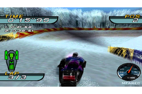 Sno-Cross Championship Racing Gameplay ChampionShip 500CC ...
