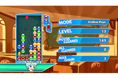PuyoPuyo Tetris: demo now available in English, tutorial ...