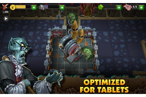 Dungeon Keeper APK Download - Free Strategy GAME for ...