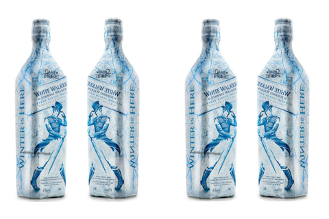Johnnie Walker lança whisky inspirado nos White Walkers de ...