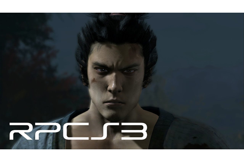 RPCS3 - Yakuza Kenzan Now Playable! (4k Gameplay) - YouTube