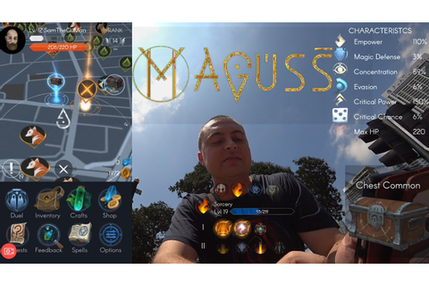 New Maguss Game Play Strategy - YouTube