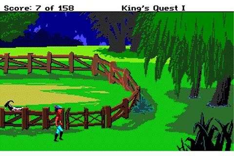 King's Quest I: Quest for the Crown Game Download
