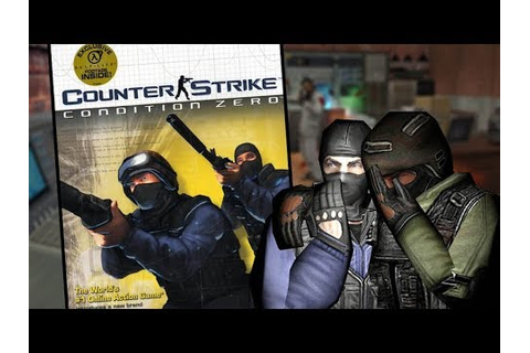 Counter Strike: Condition Zero PC Game Review - YouTube