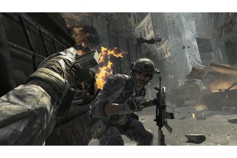 Game Informer Bee: Call of Duty MW3 Review