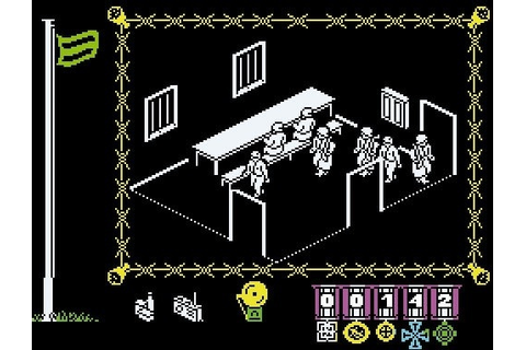 The Great Escape (ZX Spectrum) | Video games I like ...