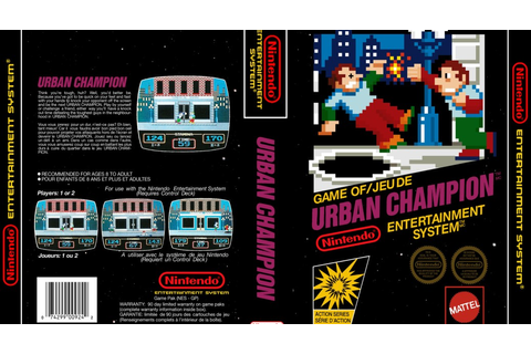 Urban Champion (1984 NES) | Cousin Gaming