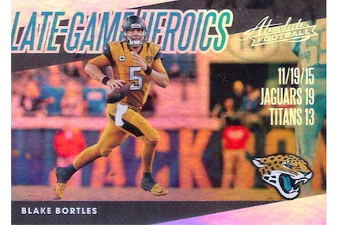 2018 Panini Absolute Football Checklist, NFL Set Info ...