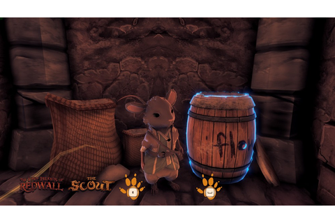 The Lost Legends Of Redwall The Scout For PC A2Z P30 ...