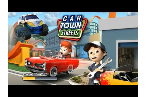 Car Town Streets Android GamePlay (HD) [Game For Kids ...