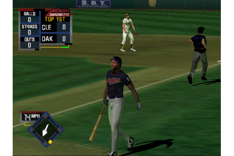 All-Star Baseball 2001 Download Game | GameFabrique