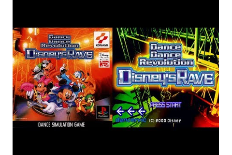 "Japan's PS Ver. ""DDR Disney'sRAVE"" - YouTube"