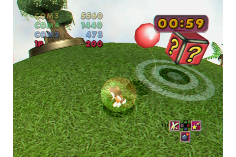 Super Monkey Ball Adventure (GCN / GameCube) Screenshots