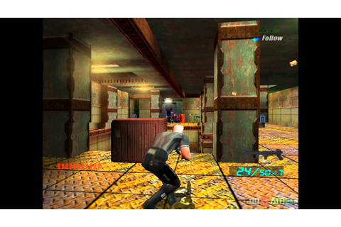 X-Squad - Gameplay PS2 HD 720P (PCSX2) - YouTube